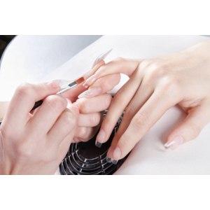 Наращивание ногтей гелем - «История непрерывного ношения нарощенных ногтей длиною в 15 лет