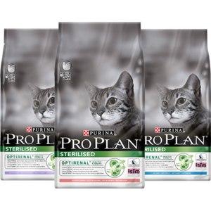 Корм для кошек Purina Pro Plan Sterilised фото