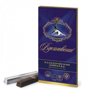 Шоколад Бабаевский Вдохновение классический фото