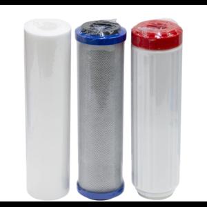 Фильтр для воды Аквафор ТРИО Комплект сменных модулей РР5-В510-04-02 фото