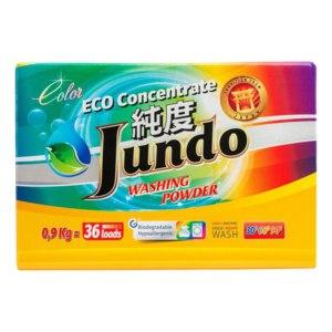 Концентрированный стиральный порошок Jundo для цветного белья фото