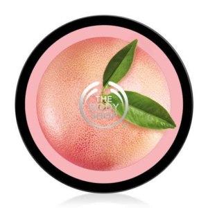Масло для тела The body shop Розовый грейпфрут Pink Grapefruit фото