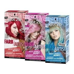 Краска для волос Schwarzkopf Тонирующая Got2be фото