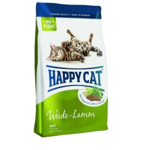 Корм для кошек HAPPY CAT Weide - Lamm фото