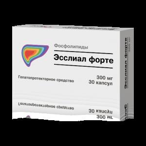 """Лекарственный препарат Фармкомпания """"Озон"""" (Россия) Эсслиал Форте  фото"""