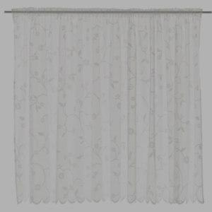 РОТФИБЛА Гардина ИКЕА, белый с оттенком, 300x165 см фото