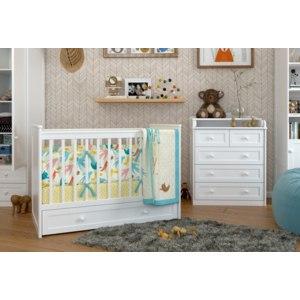 Кроватка Мебельная фабрика Птенчик Классика фото