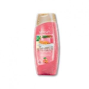 Гель для душа Avon Поцелуй солнца с ароматом грейпфрута и абрикоса фото