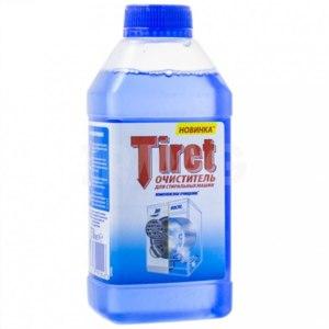 Очиститель для стиральных машин Tiret  фото