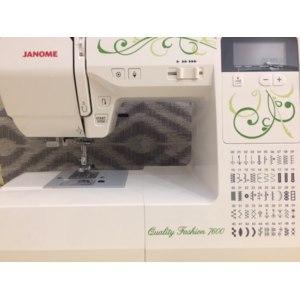 Janome quality fashion qf 7600 шторы 320 см высота купить