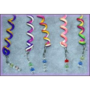 Аксессуары для волос Aliexpress New Fashion Rainbow Color Curler Hair Braid for Cute Girl Hair Styling Tools Hair Roller Braid Hair Styling Accesories 6 Pcs/lot АРТИКУЛ: XWT182 фото