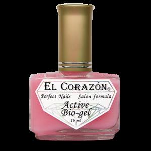 Био-гель для ногтей EL CORAZON Active Bio-gel фото