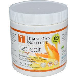Соль для промывания носа HIMALAYA Institute, Нети фото