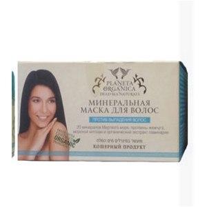 """Маска для волос Planeta Organica Минеральная """"Dead Sea Naturals"""" фото"""