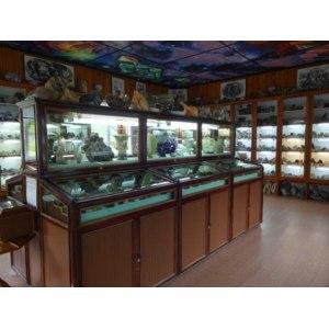 Музей минералов В. Жигалова , Слюдянка фото