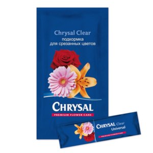 Подкормка для срезанных цветов  Chrysal фото