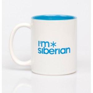 Кружка керамическая I'm Siberian «I'm Siberian» фото