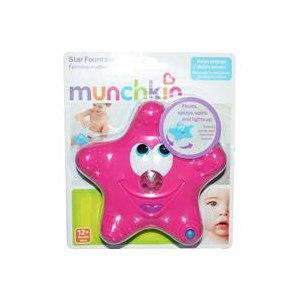 "Munchkin Star Fountain/Игрушка в ванну ""Фонтанирующая звезда"" фото"