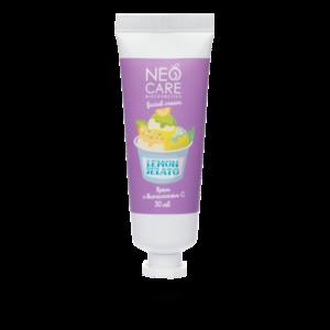 """Крем для лица Levrana Отбеливающий Neo Care """"Lemon jelato"""", с витамином С фото"""