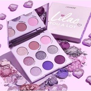 Палетка теней для век ColourPop Lilac You A Lot фото