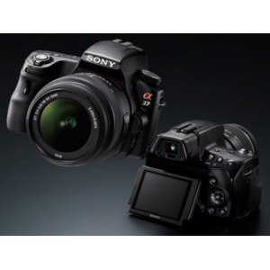 Sony Alpha SLT-A37 фото