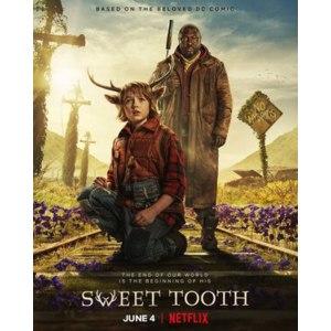 Мальчик с оленьими рогами /  Sweet Tooth фото