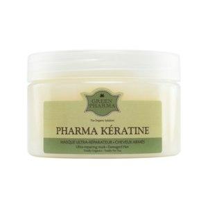 Маска для волос GREEN PHARMA PHARMA KERATINE ФармаКератин фото