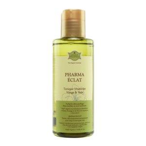 Тоник GREEN PHARMA (Pharma Eclat) Фармаэклат обогащенный витаминами для лица и контура глаз фото