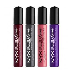 Жидкая губная помада NYX Professional Makeup Liquid Suede Cream Lipstick фото