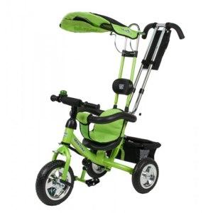 Детский велосипед SECA MINI TRIKE с надувными колесами фото