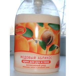 Крем для рук и тела Floresan Медовый абрикос фото