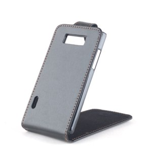 Чехол для мобильного телефона Ebay Black PU Leather Case Pouch For LG OPTIMUS L7 P700 P705 W/ Magnetic фото
