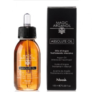 Масло для интенсивного лечения волос Nook Magic arganoil Absolute Oil фото