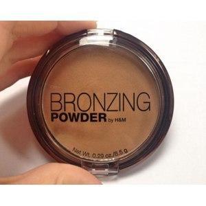Бронзирующая пудра H&M Bronzing Powder фото