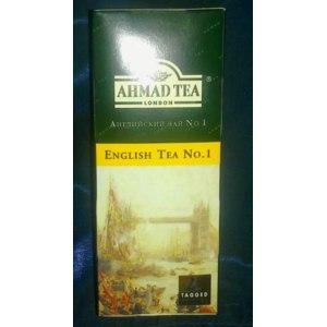 Чай в пакетиках AHMAD English Tea No.1 фото