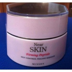 Очищающий массажный крем Missha Near Skin Frimming Peptide Self Control Peeling Massage фото