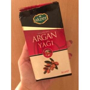 Масло Akzer Argan Yagi фото
