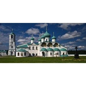 Свято-Троицкий мужской монастырь Александра Свирского , Ленинградская область, дер. Старая Слобода фото
