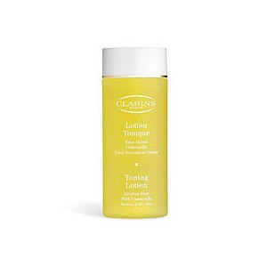 Тоник Clarins Toning Lotion With Camomile   фото