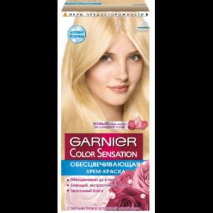 Краска для волос Garnier Обесцвечивающая крем-краска Color Sensation E0 деколорант фото