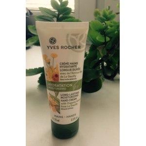 Крем для рук Ив Роше / Yves Rocher Hydratation moisturizing фото