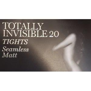 Колготки Calzedonia Totaly Invisible 20 Seamless matt фото