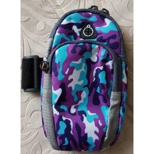 Наплечная спортивная сумка на ремне Free Knight  фото