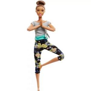 Игрушка Mattel Барби Безграничные движения / Made to move (FTG 82) фото