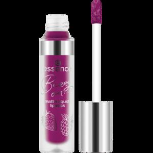Жидкая матовая помада Essence Berry on...matte liquid lipstick фото
