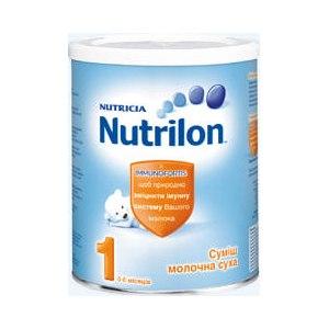 Детская молочная смесь Nutricia Nutrilon фото