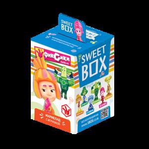 """Sweet Box """"Фиксики"""" фото"""