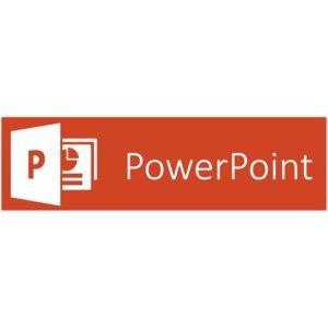 Компьютерная программа Microsoft PowerPoint 2013 фото