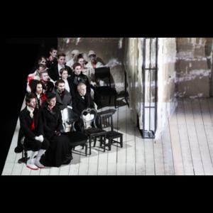 """Спектакль """"Война и мир Толстого"""" - Большой драматический театр им. Г. А. Товстоногова, Санкт-Петербург фото"""