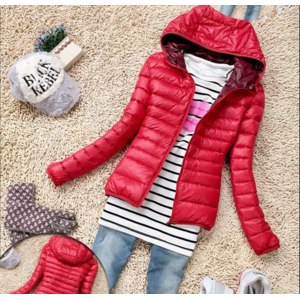 Куртка AliExpress Ladies Fashion Winter jacket long winter outerwear patchwork winter clothes women thin jackets Parka Overcoat фото